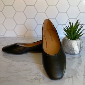 Lucky Brand Alanya Leather Flats